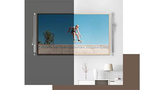 The Frame Smart 4K TV 2020