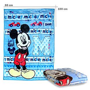 Frazada Mickey 912D Celeste