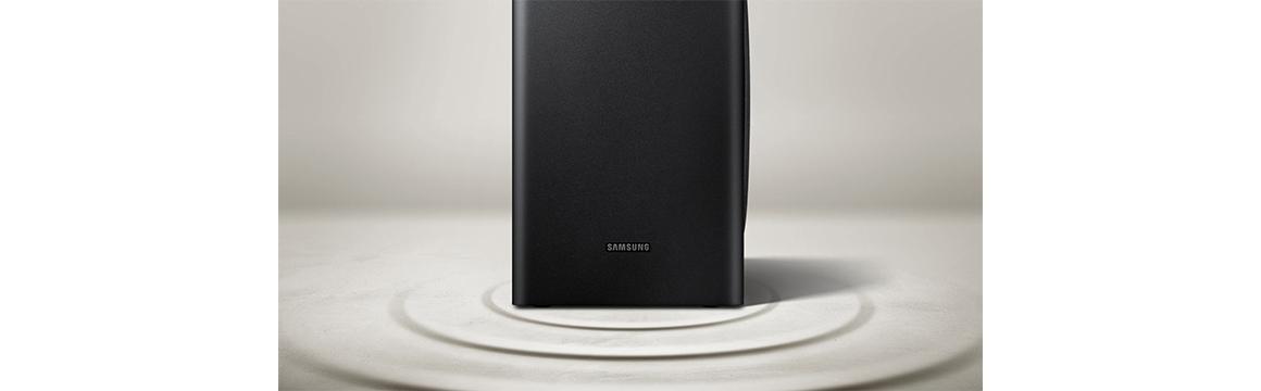 Samsung Barra de sonido HW-T650 de 340 W y 3.1 CH