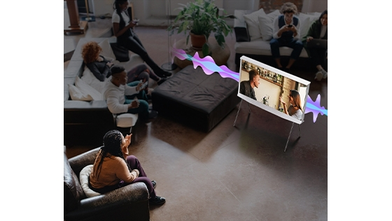 Samsung The Serif 4K Smart TV 2020