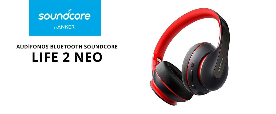 Audifonos Bluetooth Soundcore Life Q10