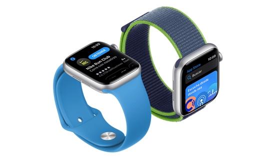 Reloj con apps