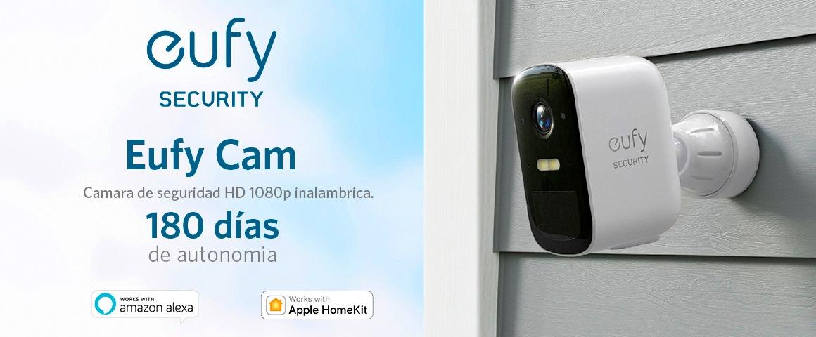 Camara de seguridad EufyCam (Solo cámara)