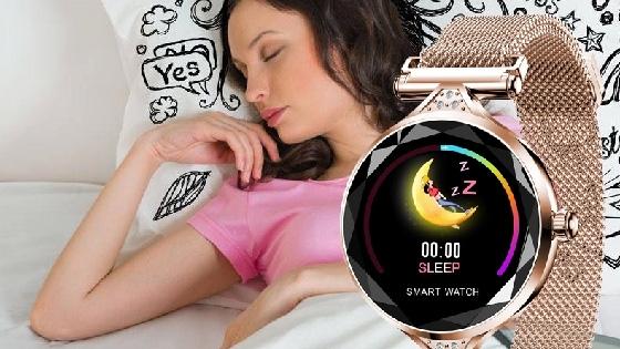 Reloj Smartwatch para Mujer Luxury H1