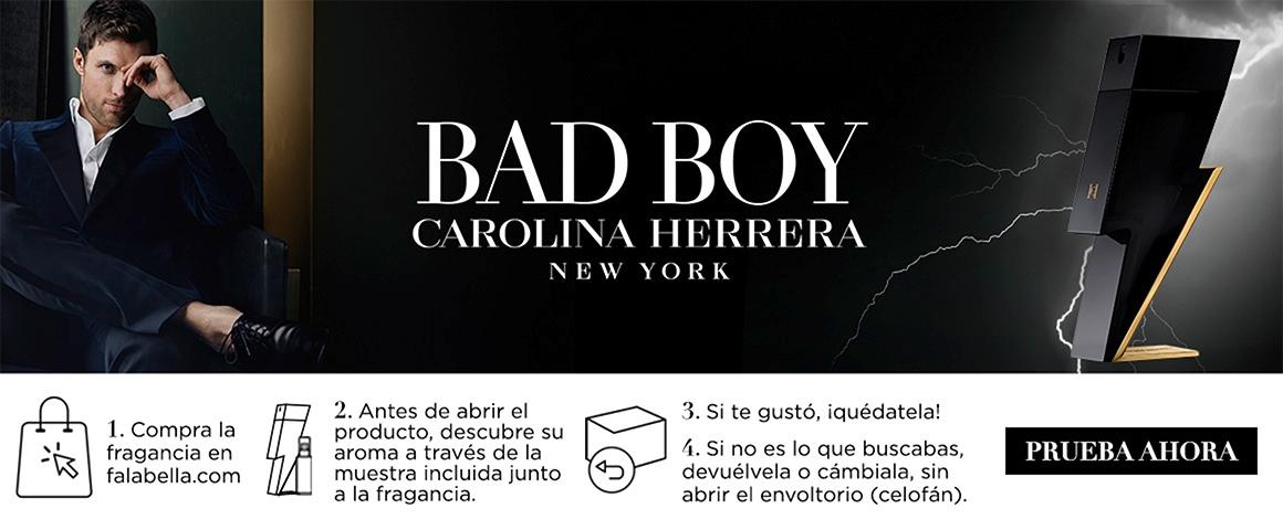 Carolina Herrera Bad Boy Rayo