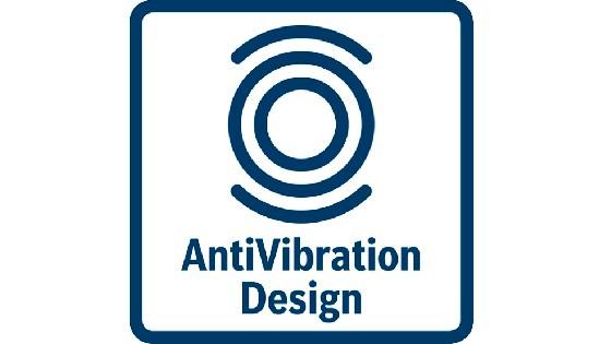 Secado rápido (anti-vibración)