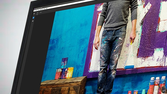 HP 22y Monitor espectacular imagen