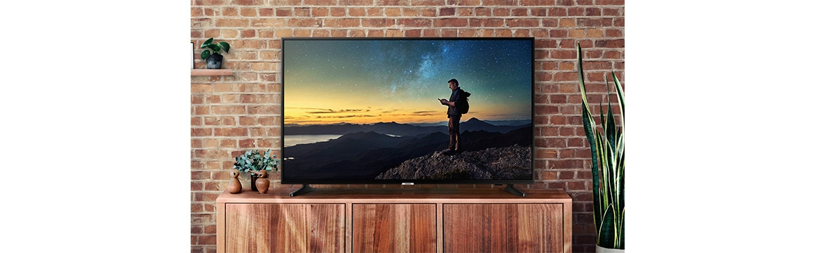 Samsung Smart TV UHD 4K Crystal Display TU7090 de 43¿ 2020