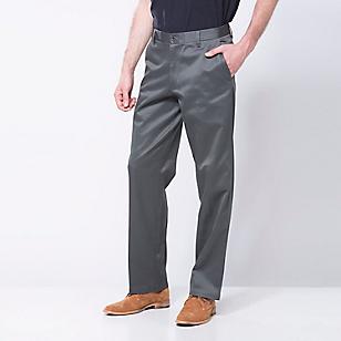 Pantalón Frente Plano Wrinkle Free