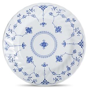 Finlandia Blue Plato Bajo 25 cm