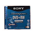 Sony Disco DVD Regrabable Modelo DPW60