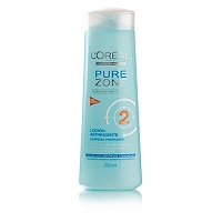 Pure Zone Loci�n Facial Astringente 200 ml Paso 2