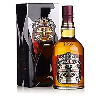 Chivas Regal En Est Metalico