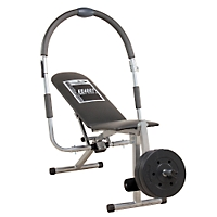 Banca Plano Inclinado Body Flex Ii Ee-4007