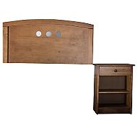 Set De Muebles Juvenil 1,5 Plazas