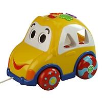 Auto Preescolar con Rimas y Figuras