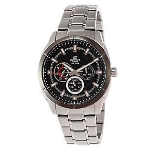 Reloj Hombre Cuero EF-327D