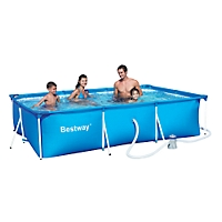 Piscina Rectangular 3.183 Lt