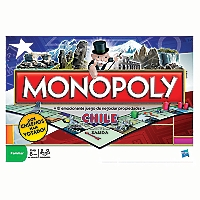 Juegos Monopoly Chile