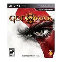 Juego God of War III PS3