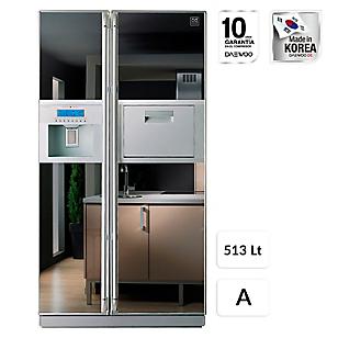 Side By Side Espejado Frs-T23  513 lt