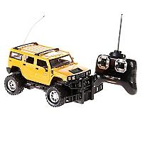 Camioneta Hummer 1:24