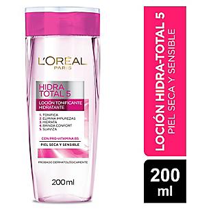 Tónico Hidratante Facial 200 ml