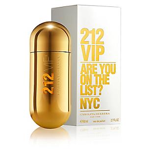 Perfume 212 Vip EDP 80 ml