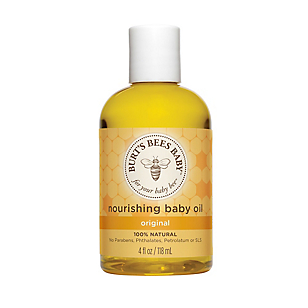 Baby Bee Nourishing Baby Oil 118 ml