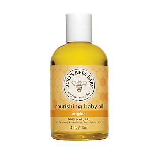Aceite Nutritivo Baby Bee para bebés 118 ML