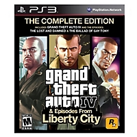 Juego Grand Theft Auto Iv Episodes From Liberty City PS3