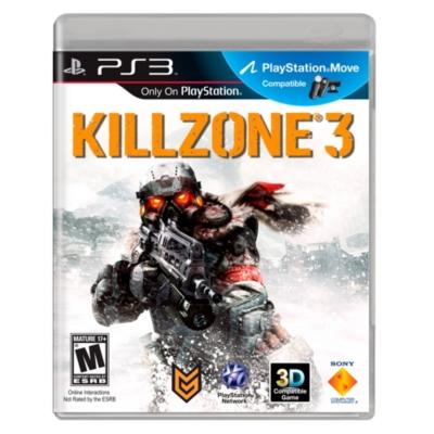 Move Juego Killzone 3 PS3