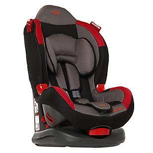 Silla de Auto ES01 Rojo
