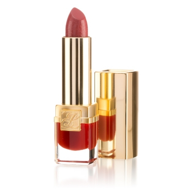 Labial Pure Color Long Lasting Lipstick Warm Red