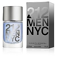 Perfume 212 Men EDT 30 ml Edici�n Limitada