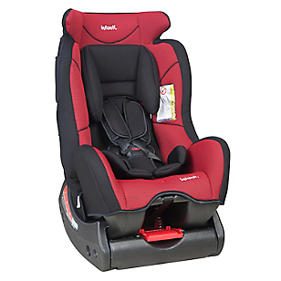 Silla de Auto Barletta S500 Rojo