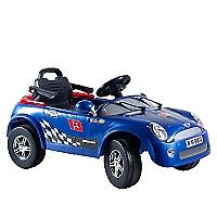 Auto a Batería Mini Cooper Azul