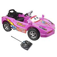 Cars 2 Auto Bateria Nina Con Mp3