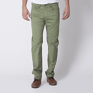 Pantalón Color 505 Regular Fit