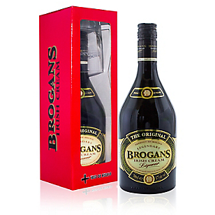 Crema de Whisky Brogans