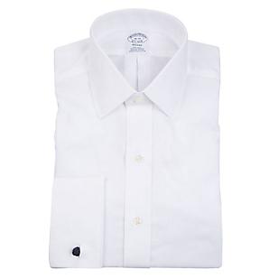Camisa Lisa Blanca Regent Collera