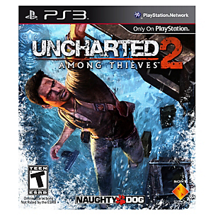 Juego Uncharted 2: Among Thieves PS3