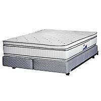 Box Spring Dual Sense Super King Base Dividida