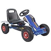 Go Kart Fierro Azul 9927