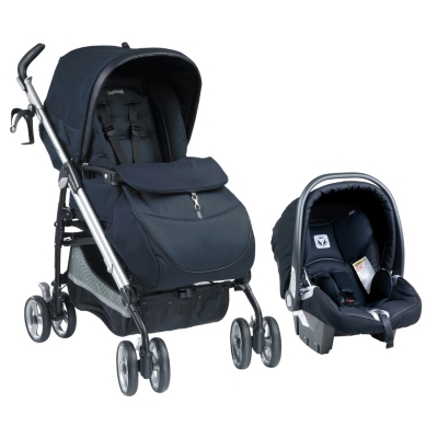 Coche Travel System Switch Azul