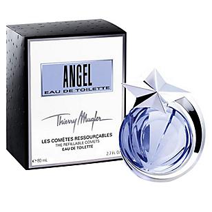 Perfume Angel Refillable EDT 80 ml