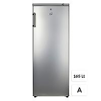 Freezer Vertical FFV 4765 INOX  165 lt