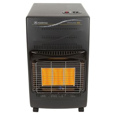 Estufa a Gas Licuado, Vittale 40 CP  11 y 15 kg