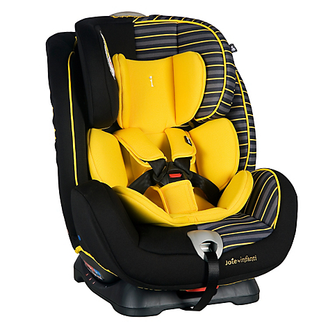 Infanti silla de auto convertible stages amarilla for Silla de auto infanti