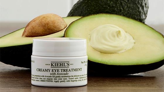 Ingredientes Creamy Eye Treatment with Avocado